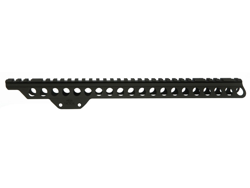 Mesa Tactical Picatinny Optic Rail 12 Gauge Kel Tec KSG Aluminum Matte
