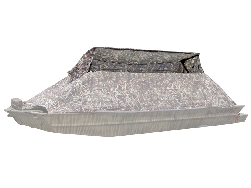 Beavertail 1800 Boat Blind Top Realtree Max-4 Camo
