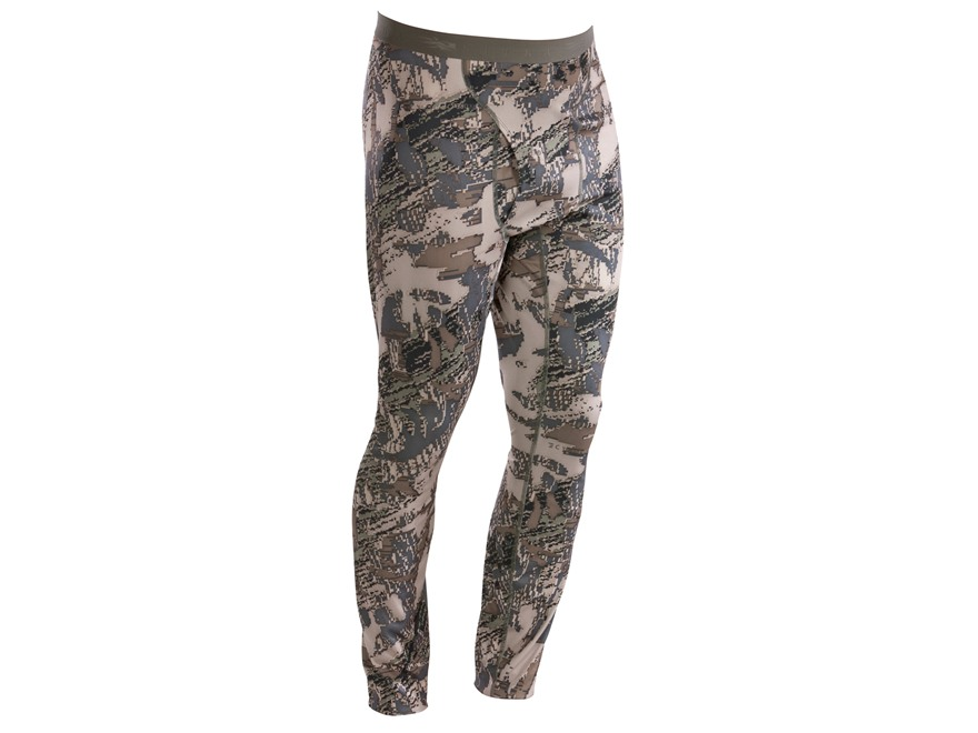 Sitka Gear Men's Merino Base Layer Pants Merino Wool