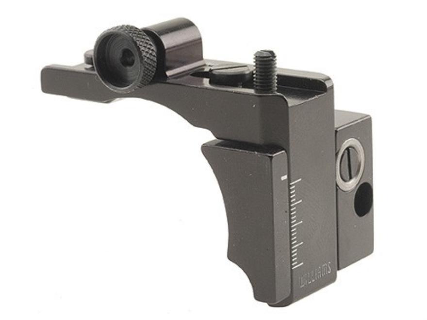 Williams 5D-JEMS Receiver Peep Sight Arisaka, Enfield, Mauser, Springfield 03, Remingto...