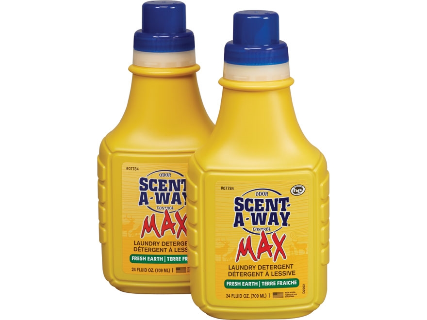 Hunter's Specialties Scent-A-Way MAX  Scent Elimination Laundry Detergent