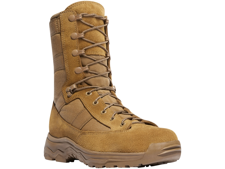 """Danner Reckoning 8"""" Tactical Boots Leather/Nylon Men's"""