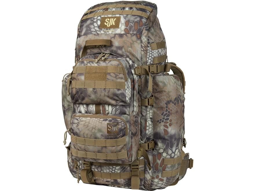 Slumberjack Bounty 2.0 Backpack Nylon Kryptek Highlander Camo