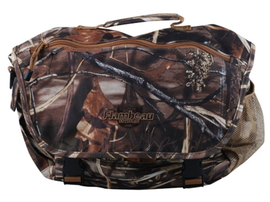 Flambeau Waterfowler's Shoulder Bag Nylon Realtree Max-4 Camo