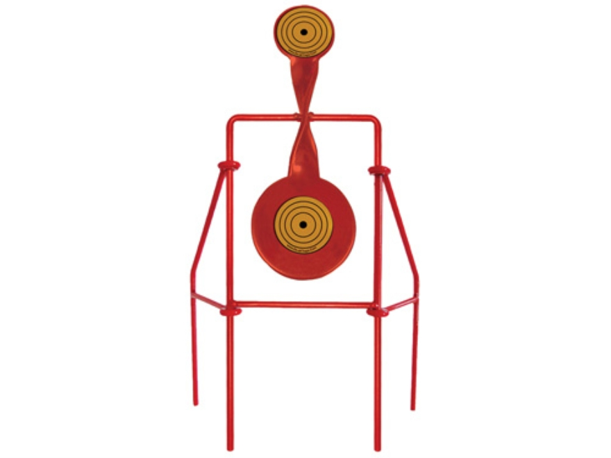 Do-All Double Blast Spinning Target System 9mm to 30-06 Caliber Steel