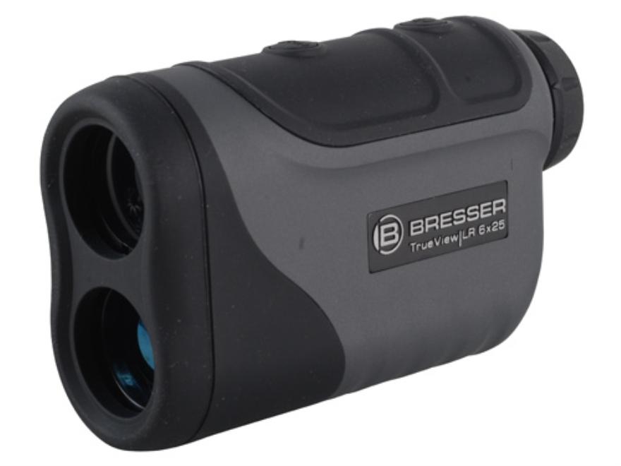 Bresser Trueview 625 Laser Rangefinder 6x Black