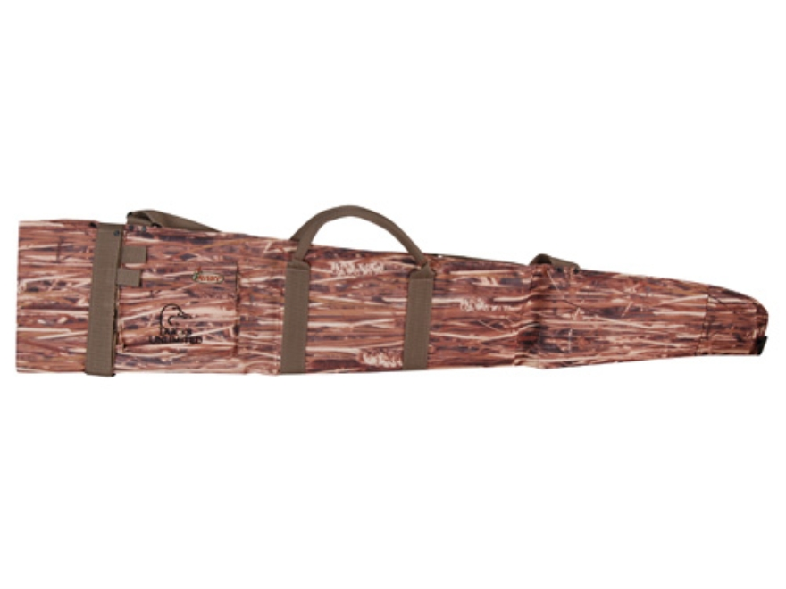"Avery Folding Floating Shotgun Gun Case 46"" Nylon Marsh Grass Camo"