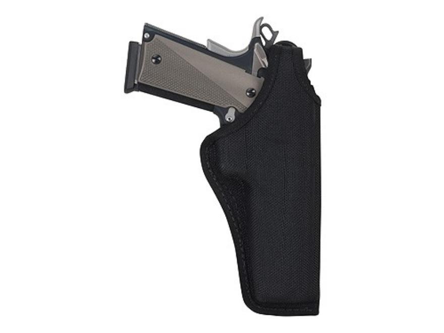 Bianchi 7105 AccuMold Cruiser Holster Left Hand Beretta 92, S&W 1006, 1066 Nylon Black