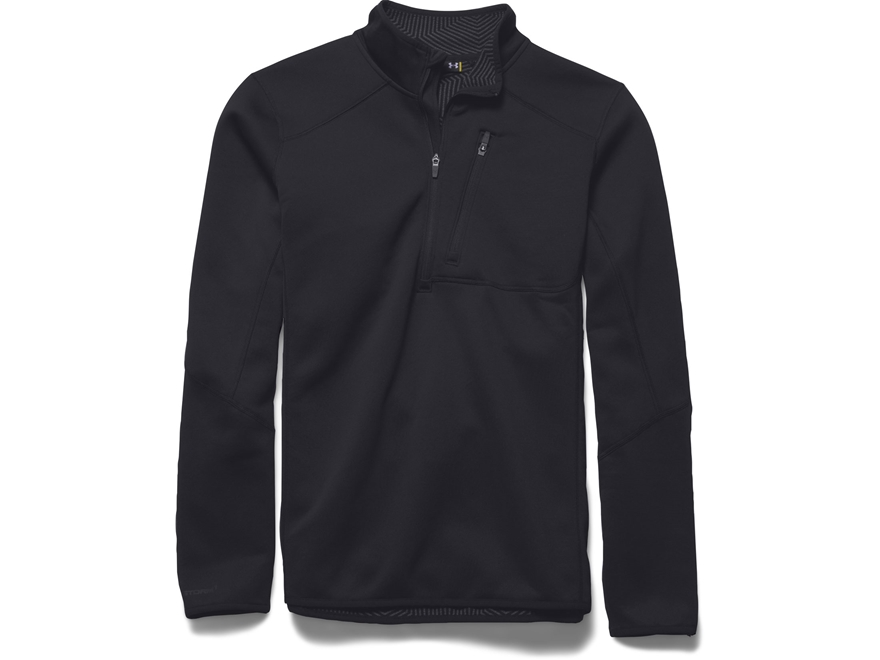 Under Armour Men's UA Tac ColdGear Infrared 1/4 Zip Jacket Polyester