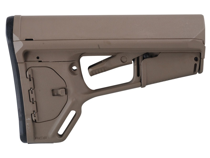Magpul Stock ACS-L Collapsible AR-15 Carbine Synthetic