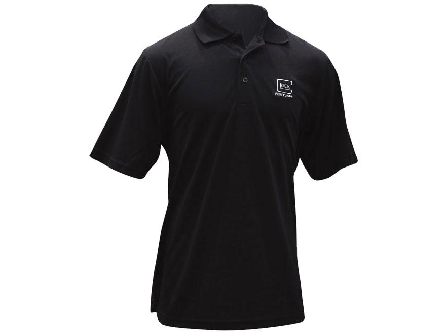Glock Men's Perfection Polo Shirt Short Sleeve