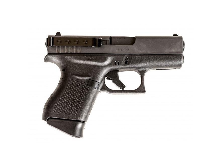 Techna Clip Gun Belt Clip Ambidextrous Steel
