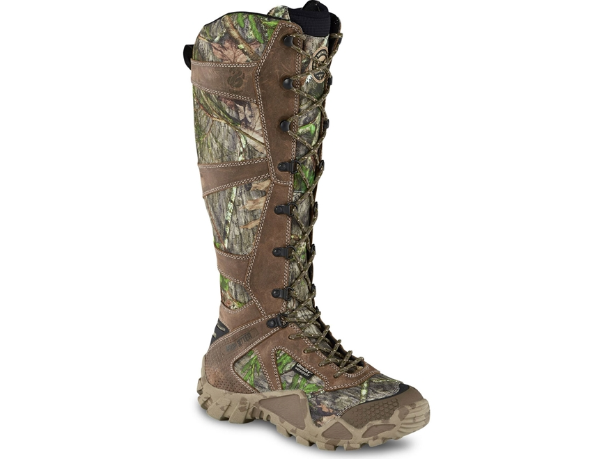 "Irish Setter VaprTrek 16"" Waterproof Snake Boots Leather Women's"
