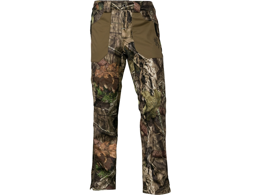 Browning Men's Hell's Canyon Proximity Scent Control Pants Polyester Mossy Oak Break-Up...