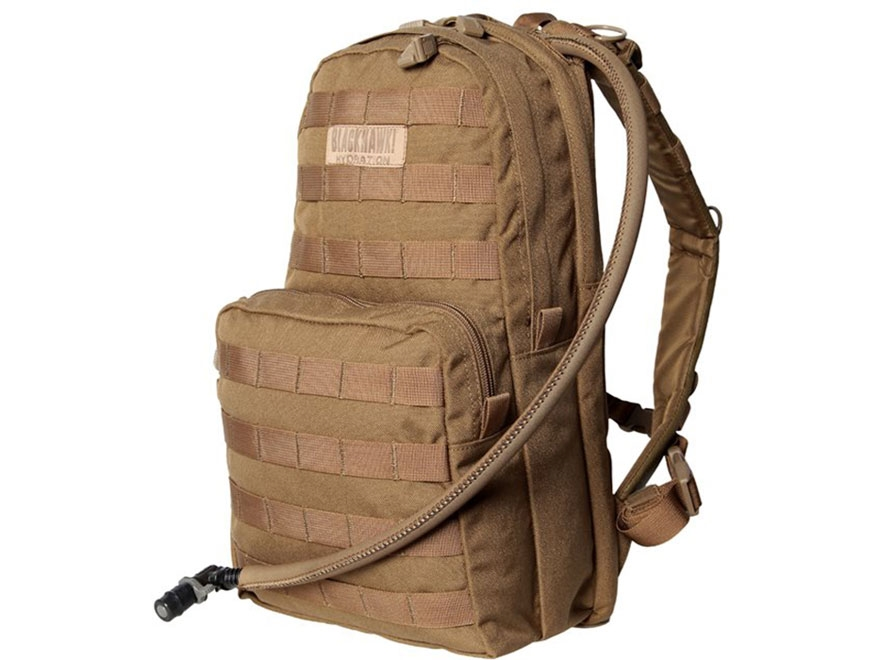 BLACKHAWK! S.T.R.I.K.E. Predator Backpack with 100 oz Hydration System Nylon
