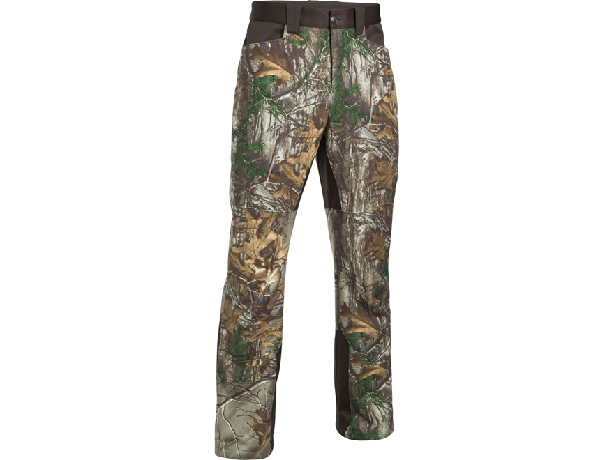 Under Armour Men's UA Stealth Mid-Season Scent Control Pants Polyester