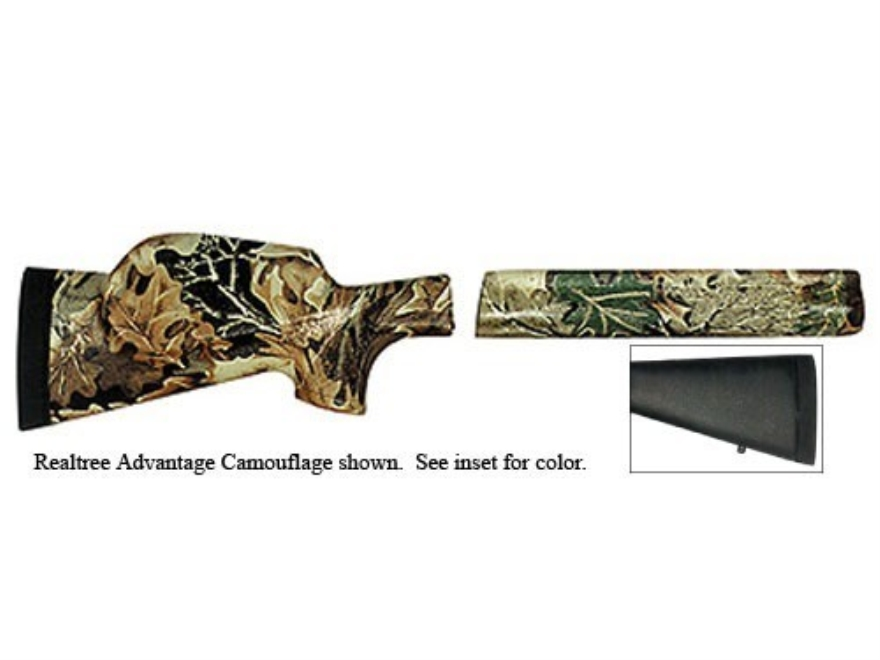 """Bell and Carlson Carbelite Monte Carlo 2-Piece Stock Browning A-5 12 Gauge 3"""" Black"""