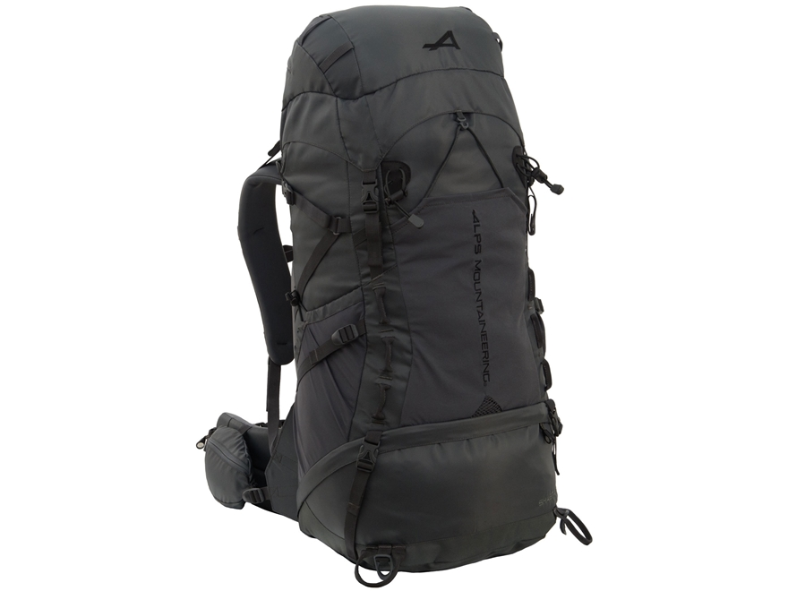 ALPS Mountaineering Shasta 70 Backpack Polyester Charcoal
