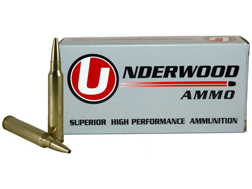 Underwood Ammunition 300 Winchester Magnum 165 Grain Lehigh Controlled Chaos Box of 20