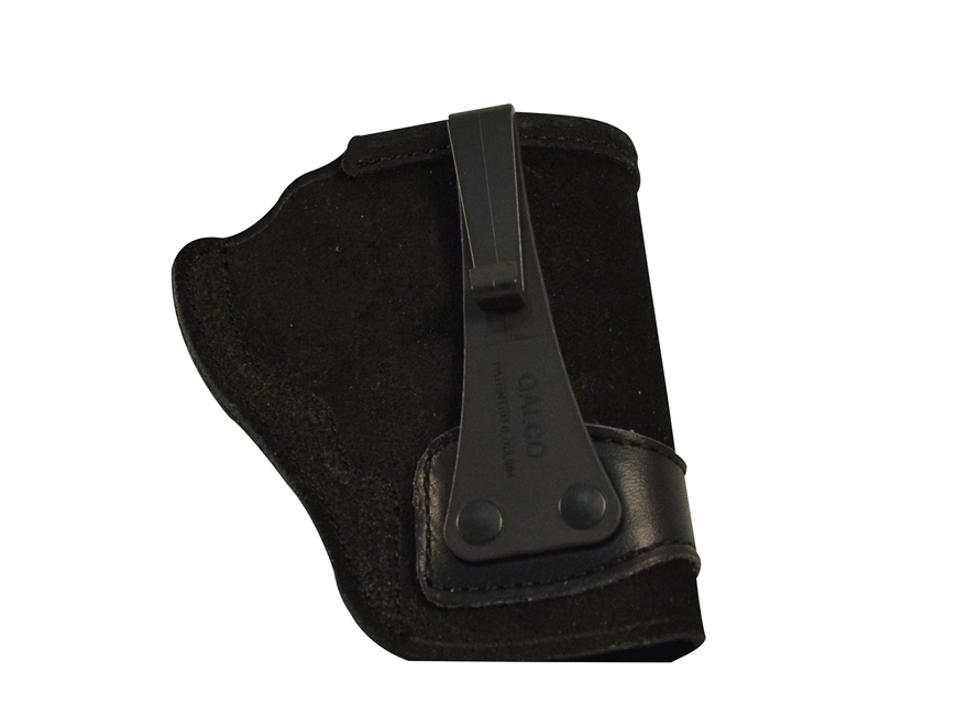 "Galco Tuck-N-Go Inside the Waistband Holster Right Hand S&W J-Frame 2-1/8"" Barrel Leath..."