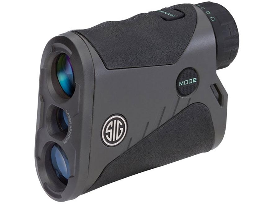 Sig Sauer KILO1250 Laser Rangefinder 6x 20mm Graphite