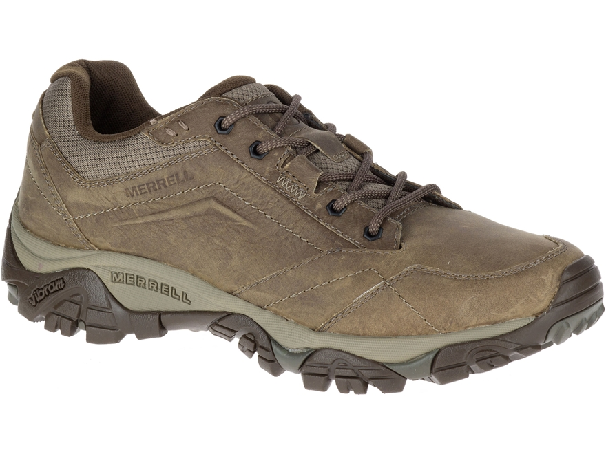 "Merrell Moab Adventure Lace Low 4"" Hiking Shoes Leather/Synthetic Men's"