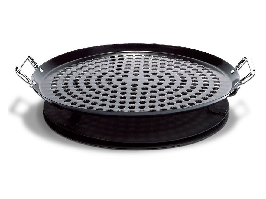 Eastman Outdoors BBQ Pizza Pan Steel