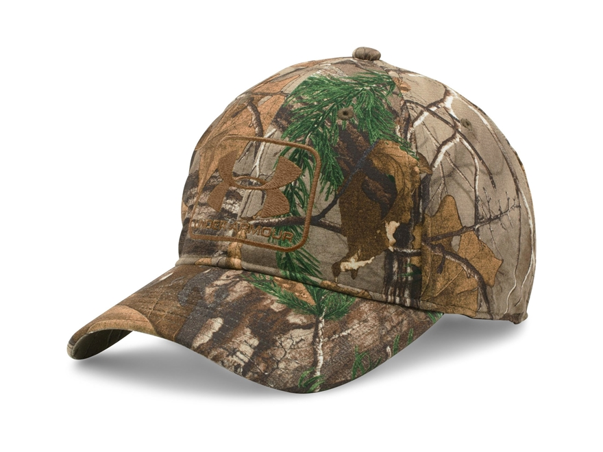 Under Armour UA Camo Stretch Fit Cap Polyester