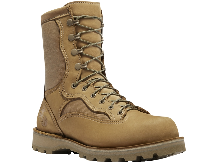 """Danner Marine Expeditionary (M.E.B.) 8"""" Tactical Boots Leather Mojave Men's"""