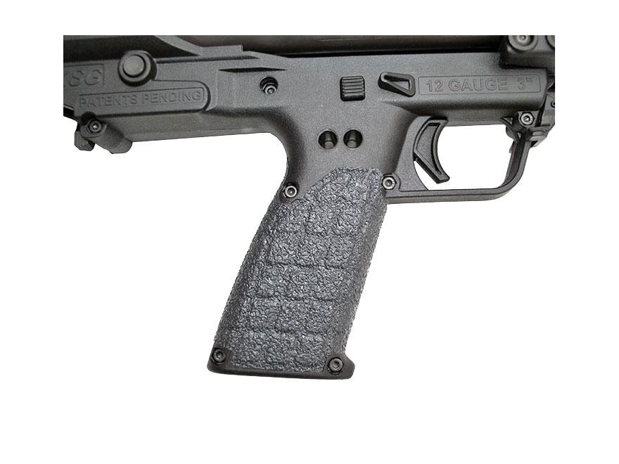 TandemKross Super Grips Kel-Tec KSG Rubber Black