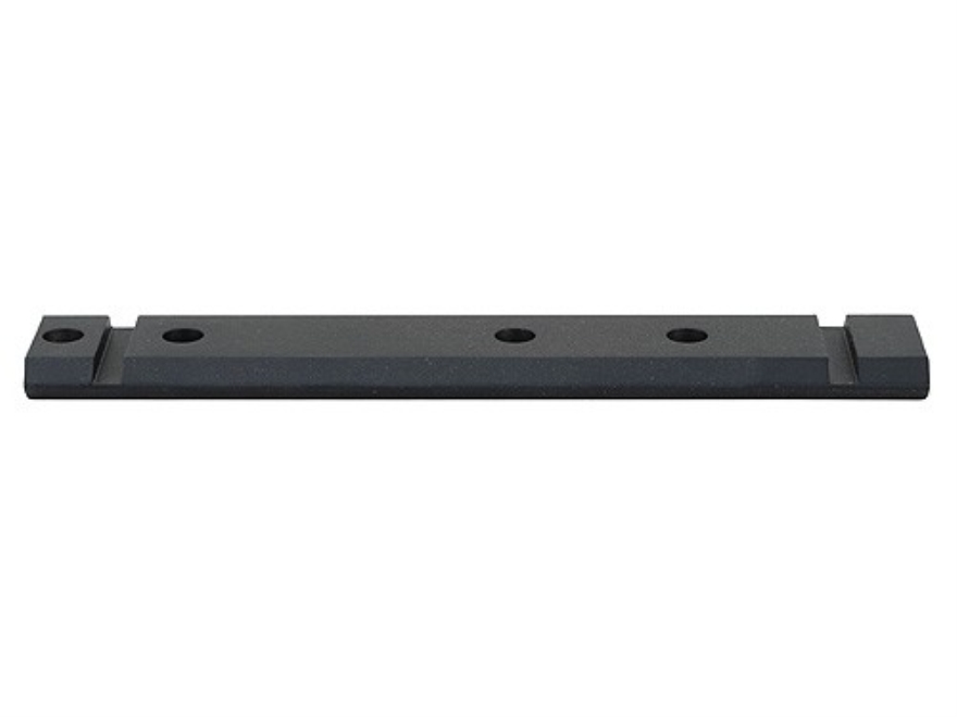 Warne Maxima 1-Piece Aluminum Weaver-Style Scope Base Remington 740, 742, 760