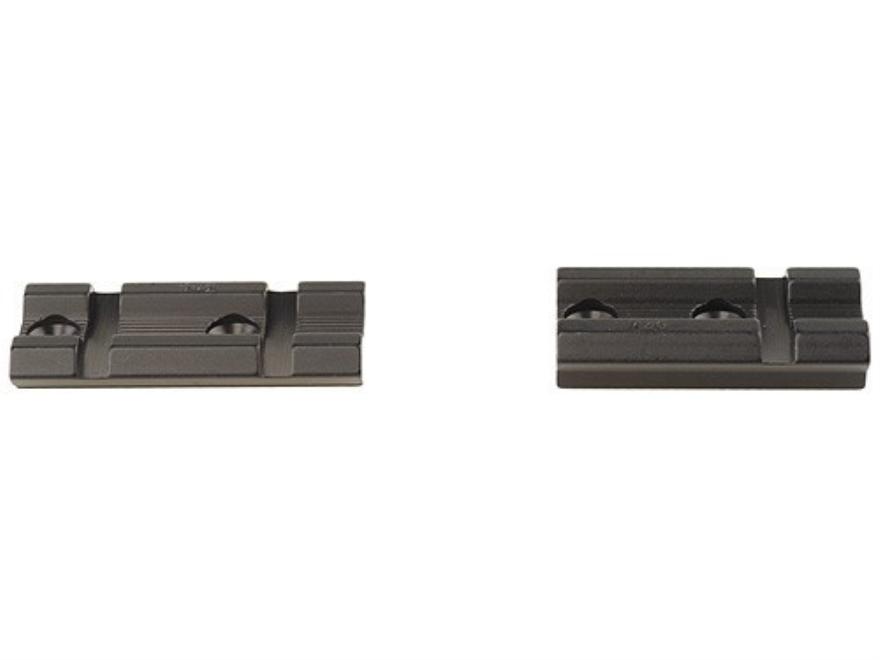Millett 2-Piece Weaver-Style Scope Base Remington 700 Gloss