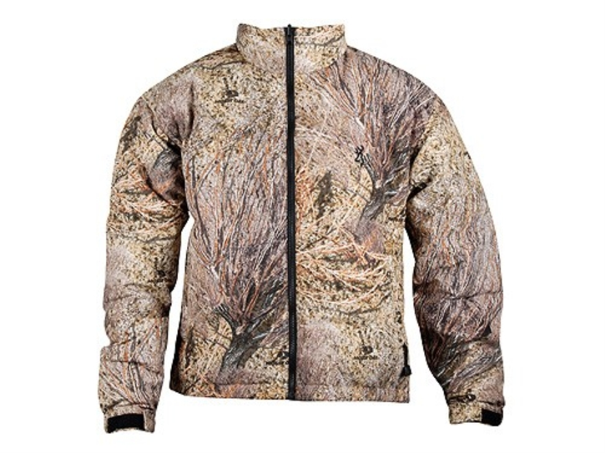 Browning Mens Down Jacket Long Sleeve Insulated - UPC: 2361402833