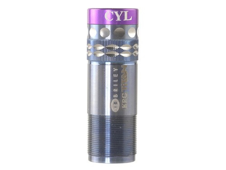 Briley Spectrum Mach 1 Extended Choke Tube Krieghoff 12 Gauge Titanium