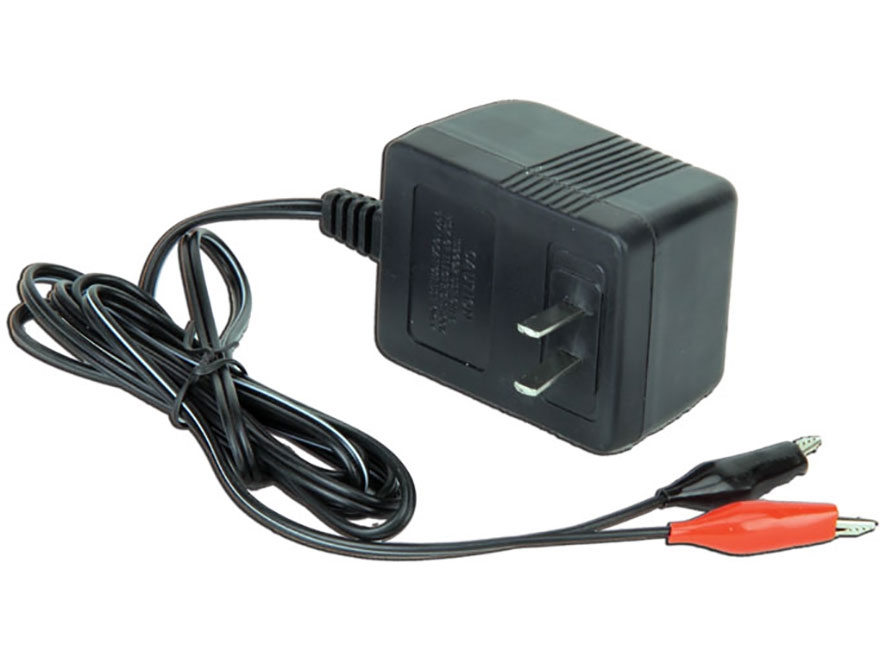 Higdon 6 Volt Battery Charger