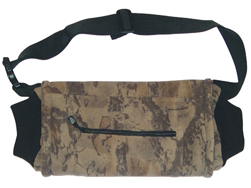 Natural Gear Fleece Hand Warmer Muff Polyester Natural Gear Natural Camo
