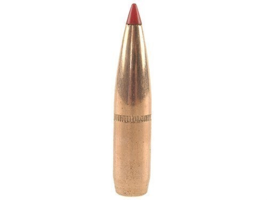 Hornady InterLock Bullets 264 Caliber, 6.5mm (264 Diameter) 129 Grain SST Boat Tail Box...