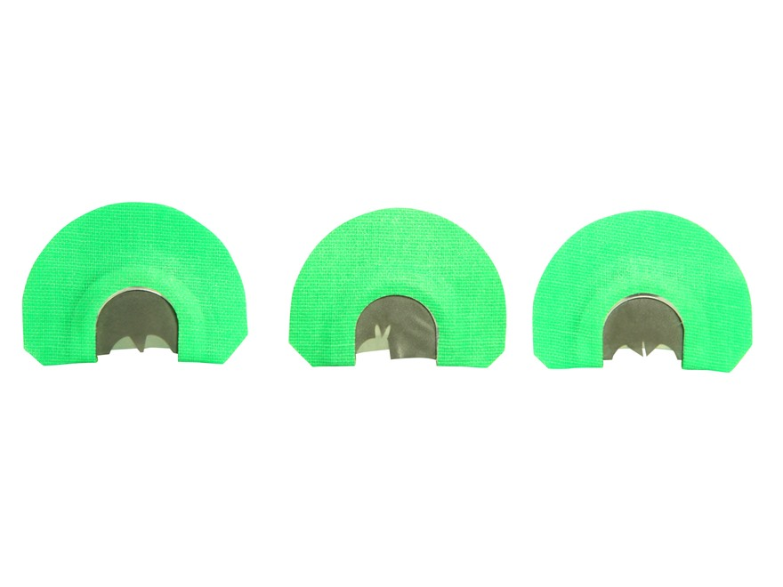 Flextone Bone Collector Trilogy 3-Pack Diaphragm Turkey Call Combo