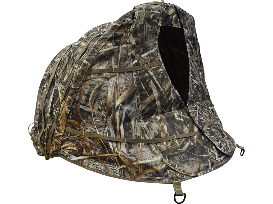 Final Approach Mutt Hut II Dog Blind Realtree Max-5 Camo