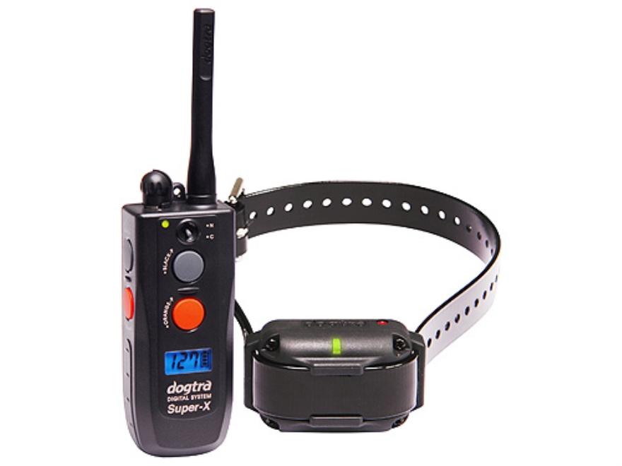 Dogtra 3502NCP Super-X 2-Dog 1 Mile Range Electronic Dog Traning Collar