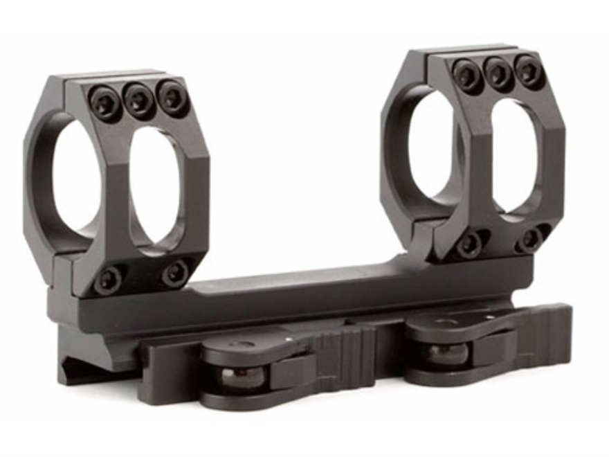 American Defense Recon-SW Quick-Release Scope Mount Picatinny-Style 20 MOA Elevated AR-...