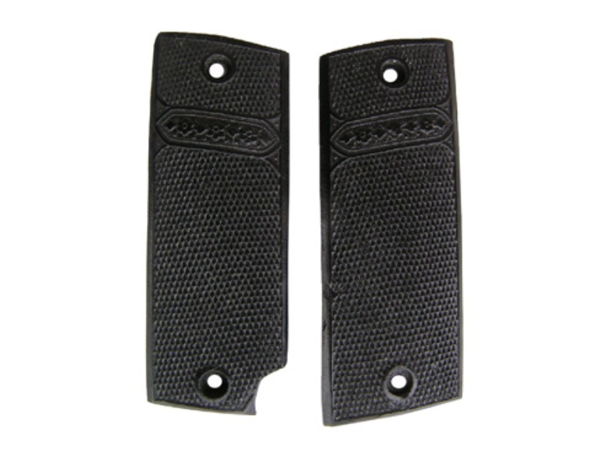 Vintage Gun Grips Automatic Military 1924 32 ACP Polymer Black