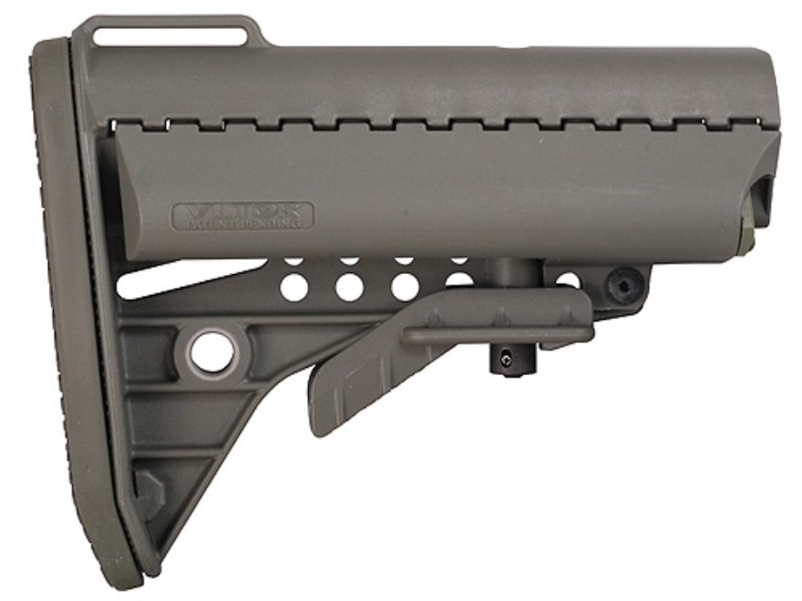 Vltor IMOD Basic Stock Collapsible AR-15, LR-308 Carbine Synthetic