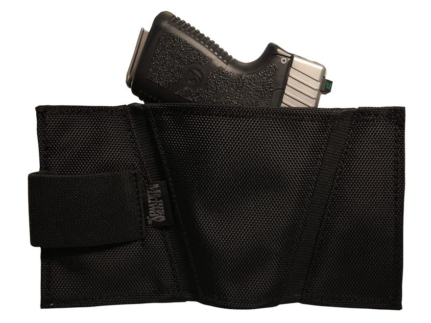 MidwayUSA Hook-&-Loop Universal Holster Black