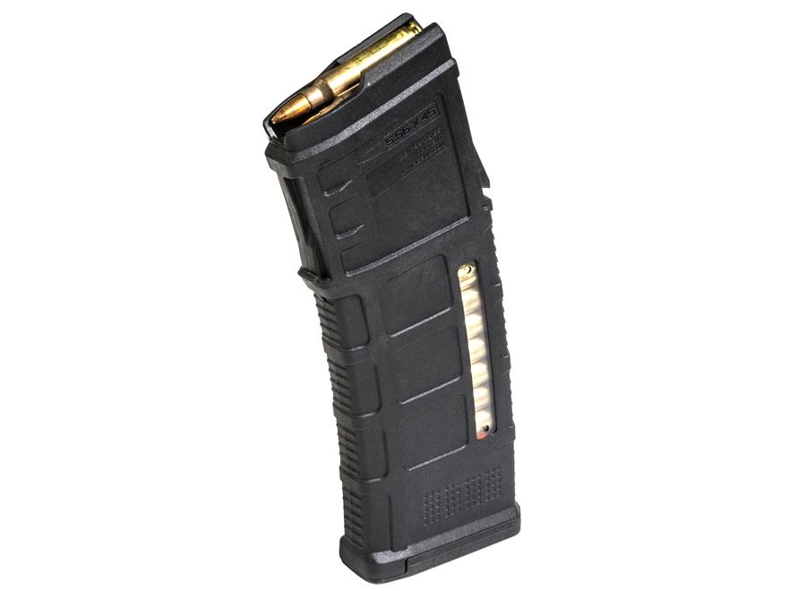 Magpul PMAG 30 AUS GEN M3 Window Magazine Steyr AUG 223 Remington, 5.56x45mm 30-Round P...
