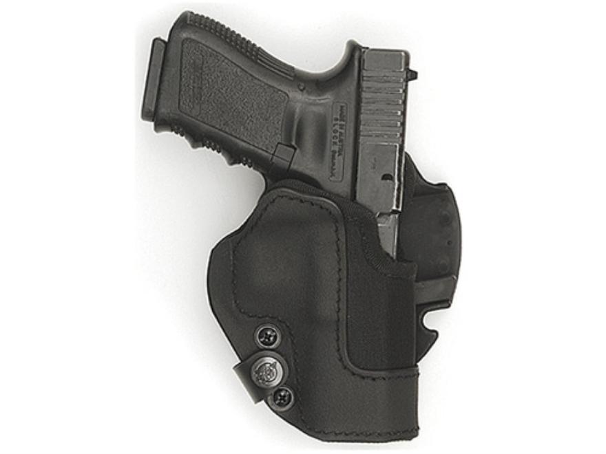 Front Line KNG Belt Holster Right Hand Sig Sauer P226 Kydex Black