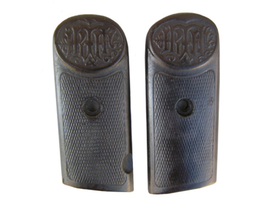 Vintage Gun Grips Dreyse 1907 Late Type Polymer Black