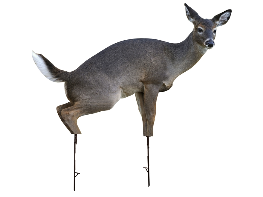 Montana Decoy Estrus Betty Deer Decoy Cotton, Polyester and Steel