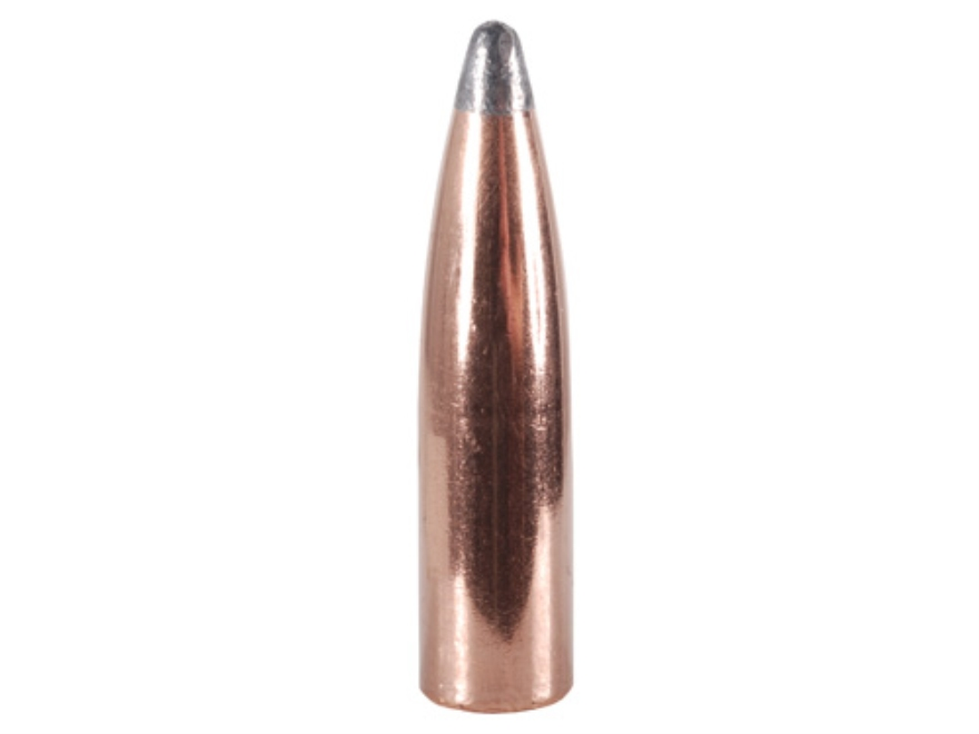 Speer Hot-Cor Bullets 284 Caliber, 7mm (284 Diameter) 160 Grain Spitzer Soft Point Box ...