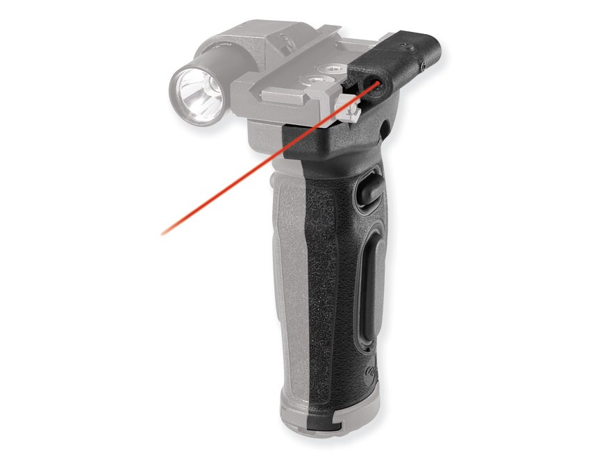 Crimson Trace Lasergrips Laser Module for Modular Vertical Forend Grip (MVF-515)